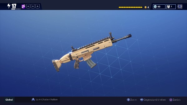 Fortnite Weapon 1