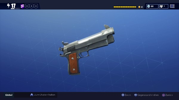 Fortnite Weapon 3