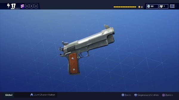 Fortnite Weapon 3