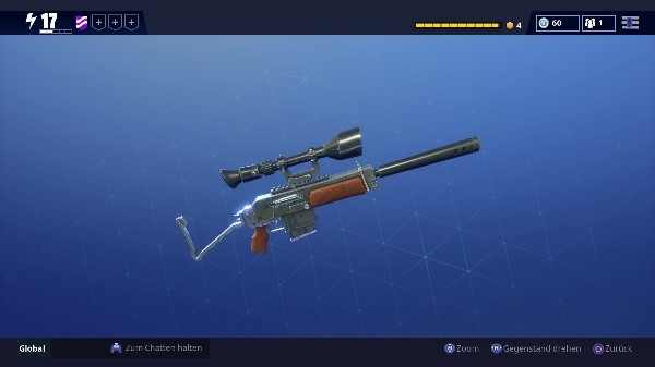 Fortnite Weapon 4