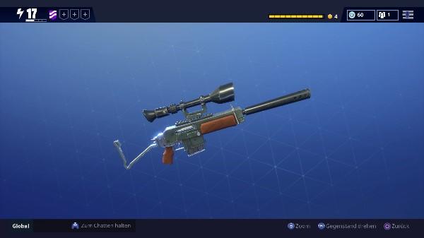 Fortnite Weapon 4